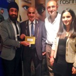Glasgow Gurdwara Shine at Roshni Awards